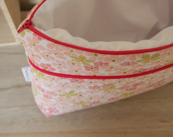 Great Kit baby, child or adult, Collection Pink Flowers
