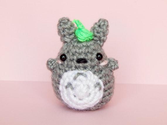 Tiny Totoro Amigurumi : Totoro Plush Mini Totoro Amigurumi Totoro Totoro by ...