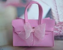 faux birkin style bag