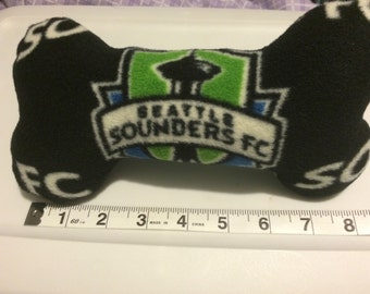 Seattle Sounders Squeaker Dog toy