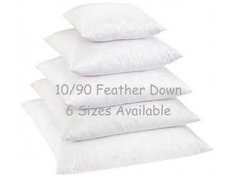 down pillows 20x20 down pillows feather down pillow insert pillow - Down Pillow Inserts