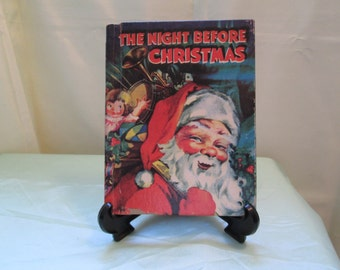 The Night Before Christmas childrens book 1939