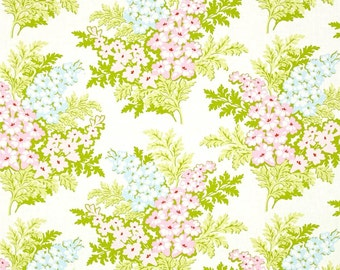 Nicey Jane Picnic Bouquet Heather Bailey Fabric By 1 yard