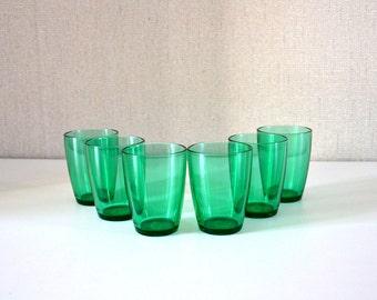 Vintage glasses ARCOROC made in France.