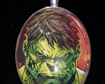 Marvel Avengers The Hulk Large Pendant