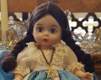 Vintage Jewish Doll