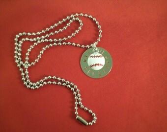 Softball Team Necklace