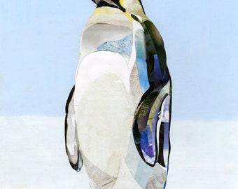 Penguin giclee Print - signed