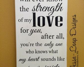 Strength of My Love