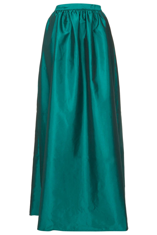 Silk Circle Skirt 48