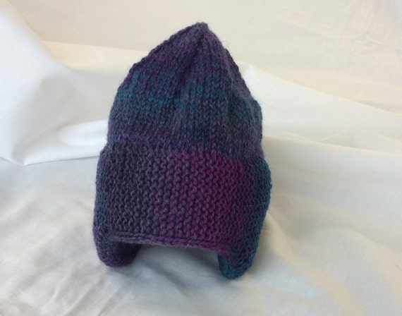 Berry Mint Happy Ears Hat for Child