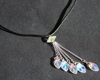 Glass Fairy Necklace
