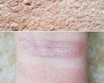 Merida - Coral, Mineral Eyeshadow, Mineral Makeup, Pressed or Loose
