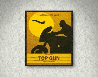 Retro movie poster | Etsy