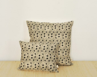 Cushion blocks / cotton-linen