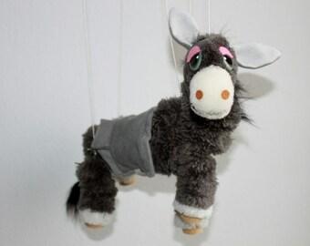 Donkey Marionette