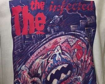 THE THE INFECTED album sleeve shirt