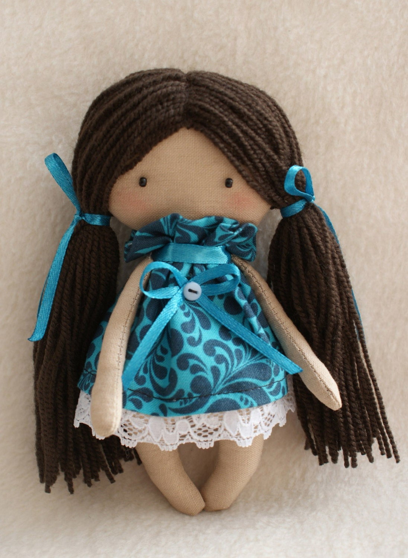 how to make homemade rag dolls