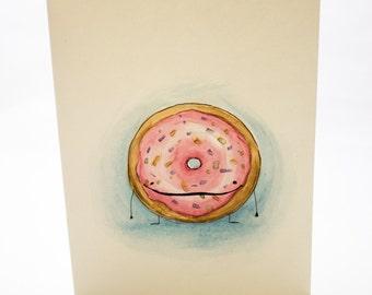 Donut Lover//Donut Card