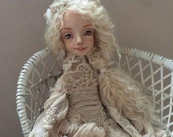OOAK Art doll Yadvyzhka