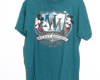 Mickey Mouse Maryland Vintage Shirt