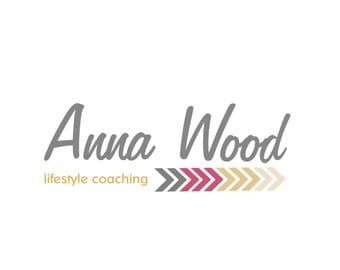 Ready made premade logo design, modern logo for professionals, personal trainner logo
