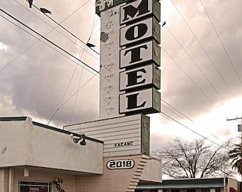 Hill Crest Motel - Kingman, AZ 2015