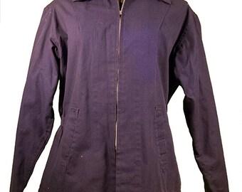 Vintage 50's Women's Work  Jacket