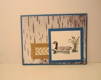 Birthday Goose