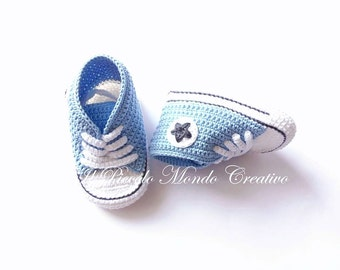 Baby Booties Baby Converse All Star