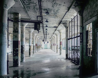The Work House: Alcatraz Island