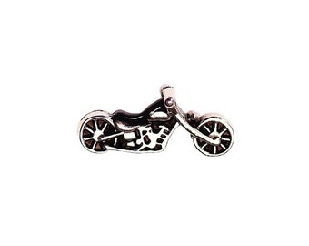 Motorcycle Floating Charms