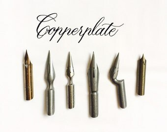 Classic Copperplate Nibs Series 2