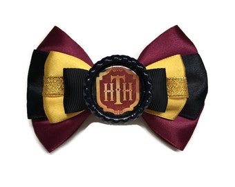 Hollywood Tower of Terror Hotel Disney Hair Bow HTH Hair Bow