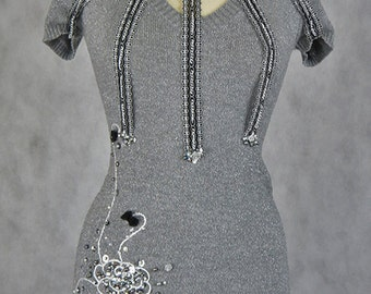 Recycle Knit dress