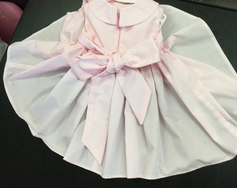 Infant Summer Dress with matching panties