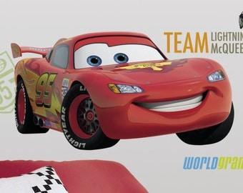 Lightening McQueen from Disney's Cars