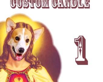 Custom Holy Prayer Candle [Free Shipping!]