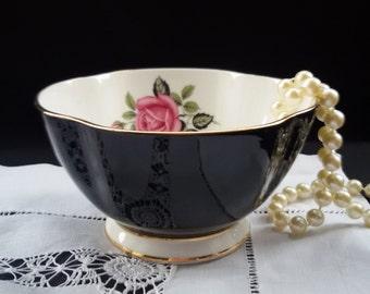 Black Windsor Sugar Bowl / Dish