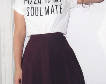 Pizza Is My Soulmate Tee