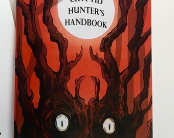 The Cryptid Hunter's Handbook
