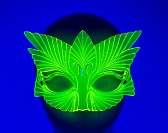 Art Deco Masquerade Mask UV