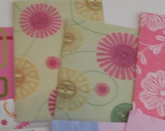Passport Cover, Flowers and Butterflies, Passport  Sleeve, Case, Holder