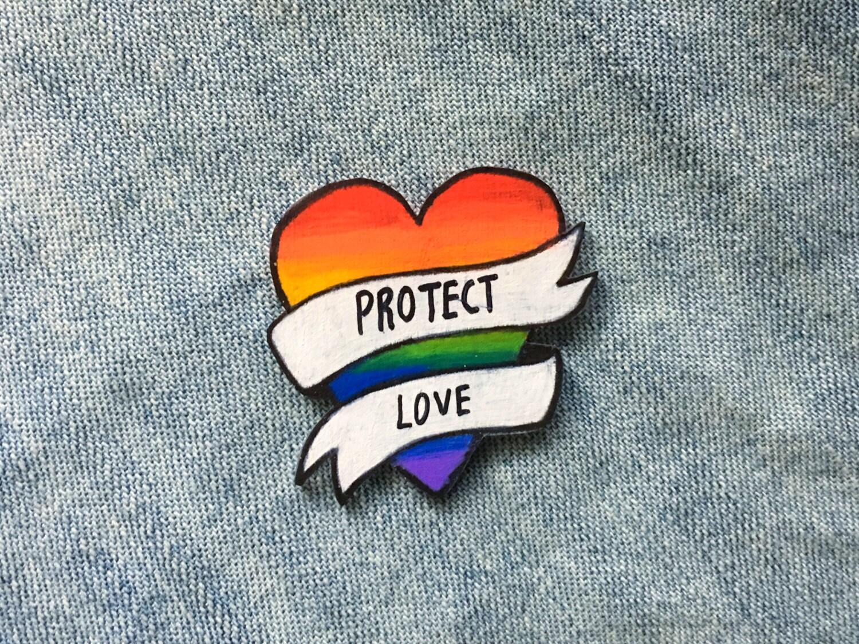 Gay Pin 14