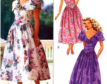 Plus size 1920s dress 6390