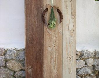 Wooden Hand painted Door