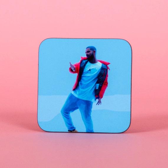 Drake hotline bling coaster - Funny coaster 2S005