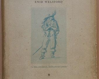 enid welsford essay court masque