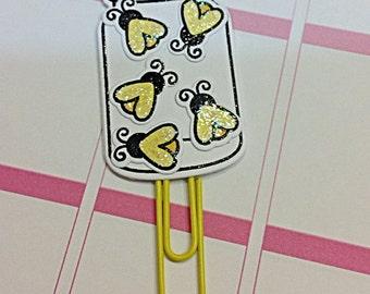 Mason Jar Paper Clip