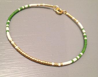 Simple bead Bracelet Simple Bracelet Dainty Bracelet Layering Bracelet